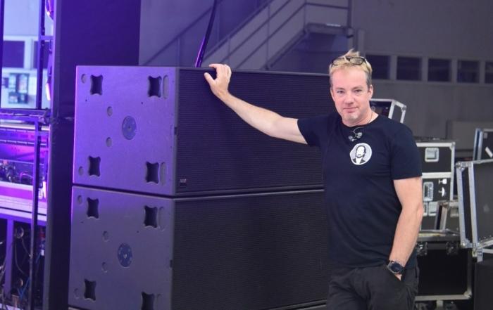 Frans Ebbesson testar Kling & Freitag SEQUENZA 10 med Lars Winnerbäck