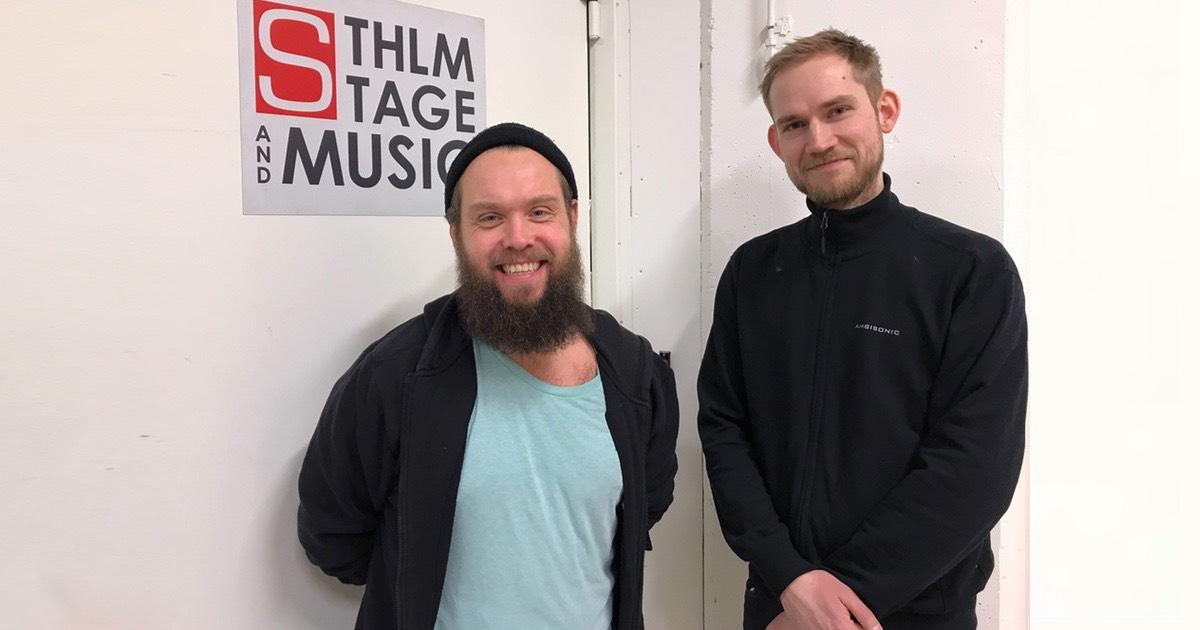 STHLM Stage & Music väljer SEQUENZA 5
