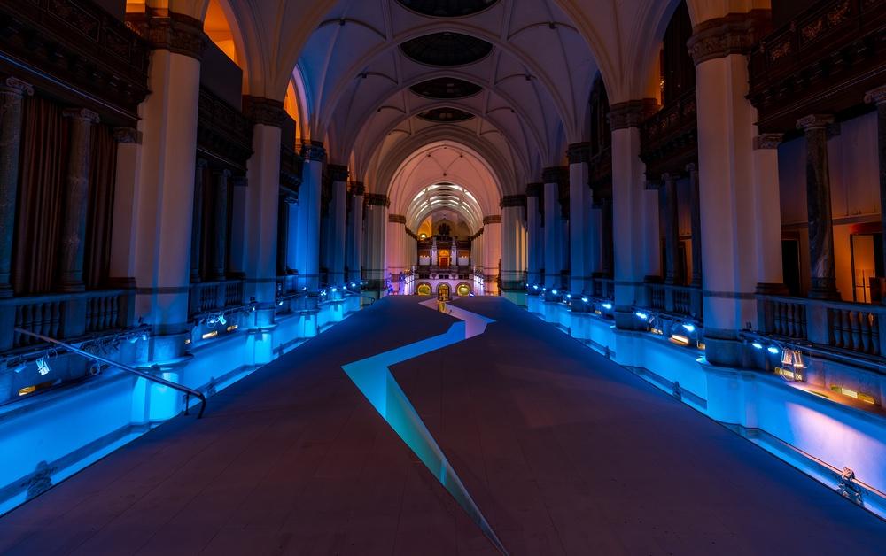 Projektorer från Optoma till utställning på Nordiska Museet