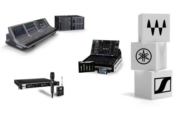 Tre nya tillverkare inom ljud i Ambisonics katalog